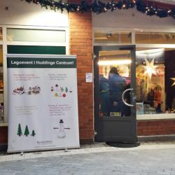 Huddinge Centrum – Julevent & LEGO workshop
